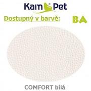 Sedací vak Triangl 120 KamPet Comfort barva BA bílá