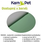 Polohovací podkova M KamPet MEDIK hydrofobní
