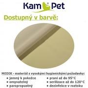Polohovací podkova M MEDIK sv.žlutý