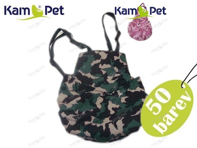 Klokanka na psa vel. 3 KamPet Classic jakákoliv barva skladem