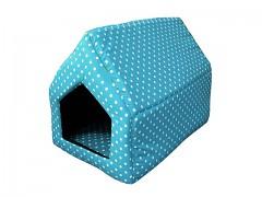 Sedlová bouda pro pejska vel. 2 KamPet Classic 100% bavlna