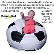 SADA Tašek na psa KamPet Speciál vel. 30-50 šusťáková MODRÁ