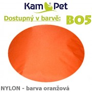 Sedací vak Relax 160 KamPet Nylon barva oranžová