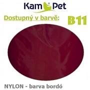 Sedací vak Relax 180 KamPet Nylon barva bordó