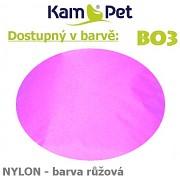 Sedací vak Relax 180 KamPet Nylon barva růžová