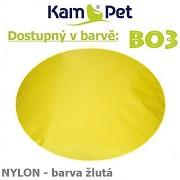 Sedací vak Relax 180 KamPet Nylon barva žlutá