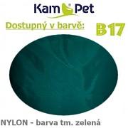 Sedací vak Relax 180 KamPet Nylon barva tm.zelená