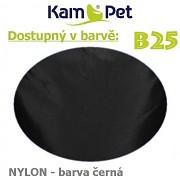 Sedací vak Relax 180 KamPet Nylon barva černá