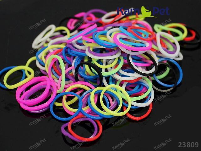 LOOM bands gumičky pestrobarevný MIX