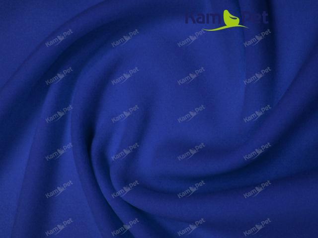 Látka fleece MODRÝ NIVEA š. 150 á 1m