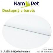 Kojící polštář KamPet Classic vel. M bílý