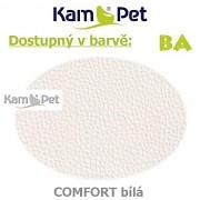 Sedací vak Beanbag 90 KamPet Comfort barva BA bílá