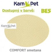 Sedací vak Beanbag 90 KamPet Comfort barva BE5 smetanová