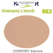Sedací vak Beanbag 90 KamPet Comfort barva BE3 kávová