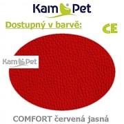 Sedací vak Beanbag 90 KamPet Comfort barva CE červená jasná