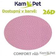 Sedací vak Beanbag 90 KamPet Comfort barva 26D růžová