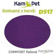 Sedací vak Beanbag 90 KamPet Comfort barva D517 fialová jasná