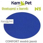Sedací vak Beanbag 90 KamPet Comfort barva N1 modrá jasná