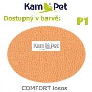 Sedací vak Beanbag 90 KamPet Comfort barva P1 losos