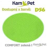 Sedací vak Beanbag 90 KamPet Comfort barva D65 limetka
