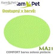 Sedací vak Beanbag 90 KamPet Comfort barva MA pistácie