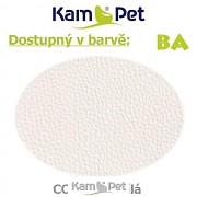 Sedací vak Beanbag 110 KamPet Comfort barva BA bílá