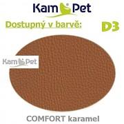 Sedací vak Beanbag 110 KamPet Comfort barva D3 karamel