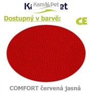 Sedací vak Beanbag 110 KamPet Comfort barva CE červená jasná