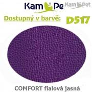 Sedací vak Beanbag 110 KamPet Comfort barva D517 fialová jasná