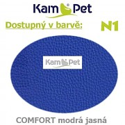 Sedací vak Beanbag 110 KamPet Comfort barva N1 modrá jasná