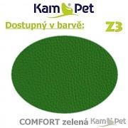 Sedací vak Beanbag 110 KamPet Comfort barva Z3 zelená tráva