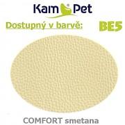 Sedací vak Hruška 90 KamPet Comfort barva BE5 smetanová