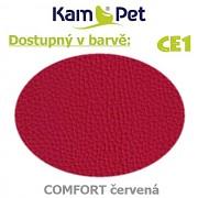 Sedací vak Hruška 110 KamPet Comfort barva CE1 červená