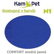 Sedací vak Hruška 110 KamPet Comfort barva N1 modrá jasná