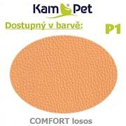 Sedací vak Hruška 110 KamPet Comfort barva P1 losos
