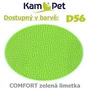 Sedací vak Hruška 110 KamPet Comfort barva D65 limetka