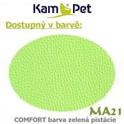 Sedací vak Hruška 110 KamPet Comfort barva MA pistácie
