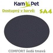 Sedací vak Hruška 110 KamPet Comfort barva SA4 grafit