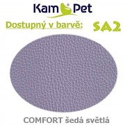 Polohovací had 3,5m KamPet Comfort barva SA2 sv.šedá