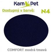 Polohovací had á 10cm KamPet Comfort barva N4 tm.modrá