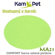 Polohovací had á 10cm KamPet Comfort barva MA pistácie