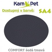 Polohovací had á 10cm KamPet Comfort barva SA4 grafit