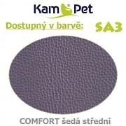 Polohovací had á 10cm KamPet Comfort barva SA3 stř.šedá