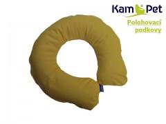 Polohovací podkova KamPet vel. M 100% bavlna