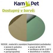 Rektální podložka s kolečkem KamPet MEDIK jakákoliv barva nebo kombinace skladem