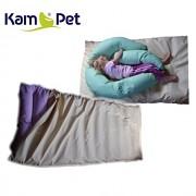 Antidekubitní žebrová podložka 200 KamPet Classic 100% bavlna