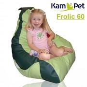 Sedací vak - křeslo Frolic 60 Comfort ekokůže