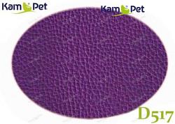 Fialová koženka jasně fialová D517  látka čalounická koženka