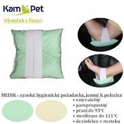 Antidekubitní věneček 20/20 s fixací KamPet MEDIK hydrofobní