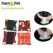 Antidekubitní věneček 20/20 s fixací KamPet Classic 100% bavlna
